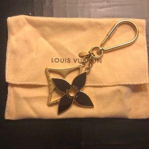 Louis Vuitton Key Chain / Bag Charm